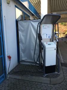 Vorbildliche Lösung: Schnellladen mit 20 bzw. 22kW für Alle