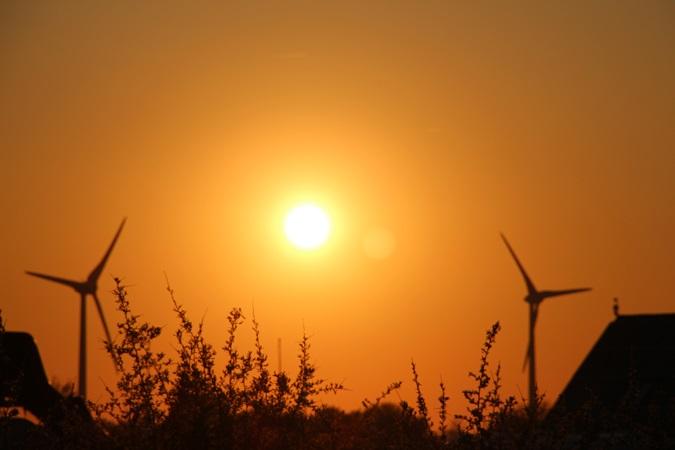 Fusionsreaktor in der näheren Umgebung: Die Sonne